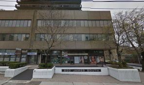 200 James Street South, Units 201 & 305A, Hamilton, ON